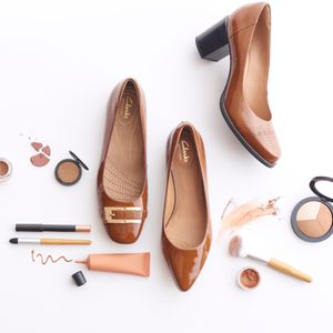 Shoe styling by Beth Wickwire for Clarks.