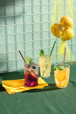 drink styling by Laura Kinsey Dolph.