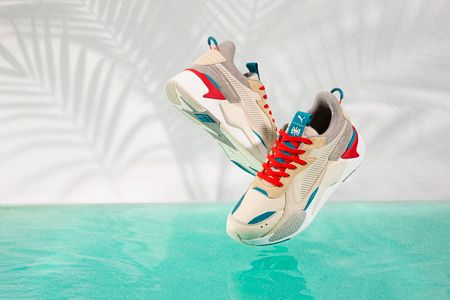 Prop Styling by Lauren Niles for Puma