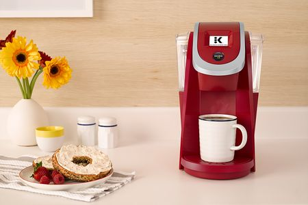 Prop Styling by NY based Alethia Weingarten for Keurig.