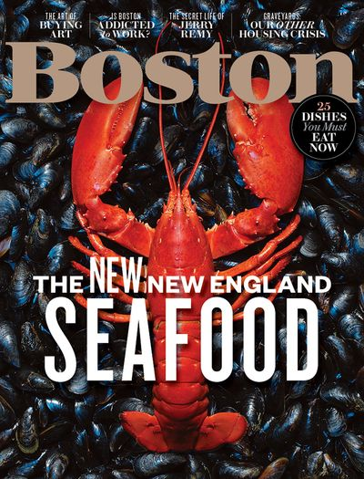 Food styling by Monica Mariano for Boston Magazine. Photography by Bruce Peterson.