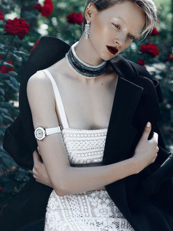 Elle magazine - Sydney makeup artist Nicola Johnson