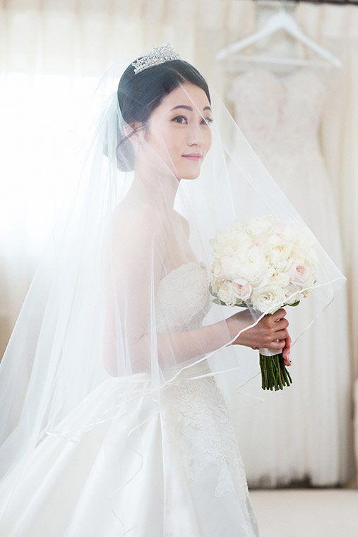 Sydney makeup artist, Asain bride