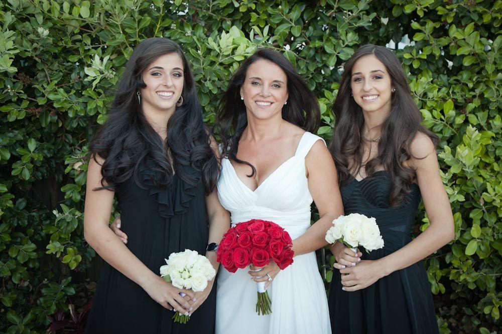 Bride Terri & Daughters