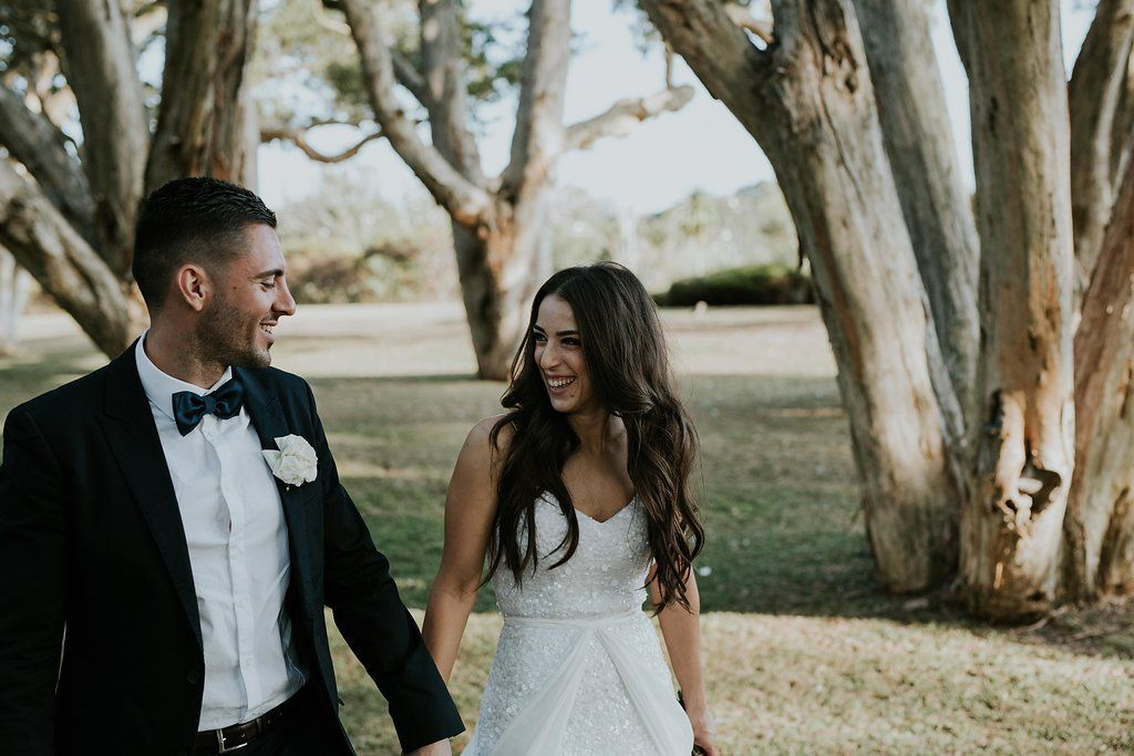 real sydney bride
