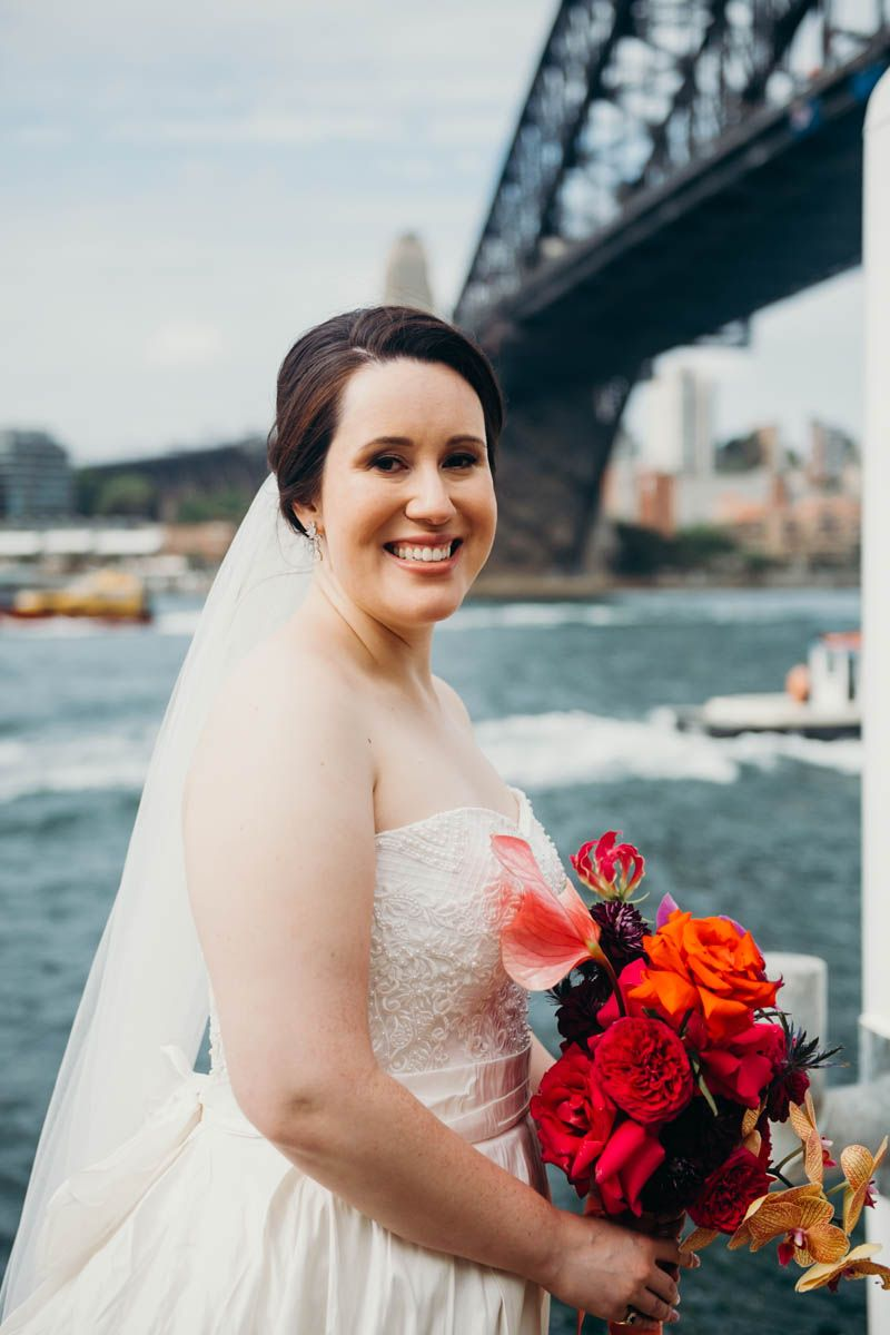 wedding makeup sydney