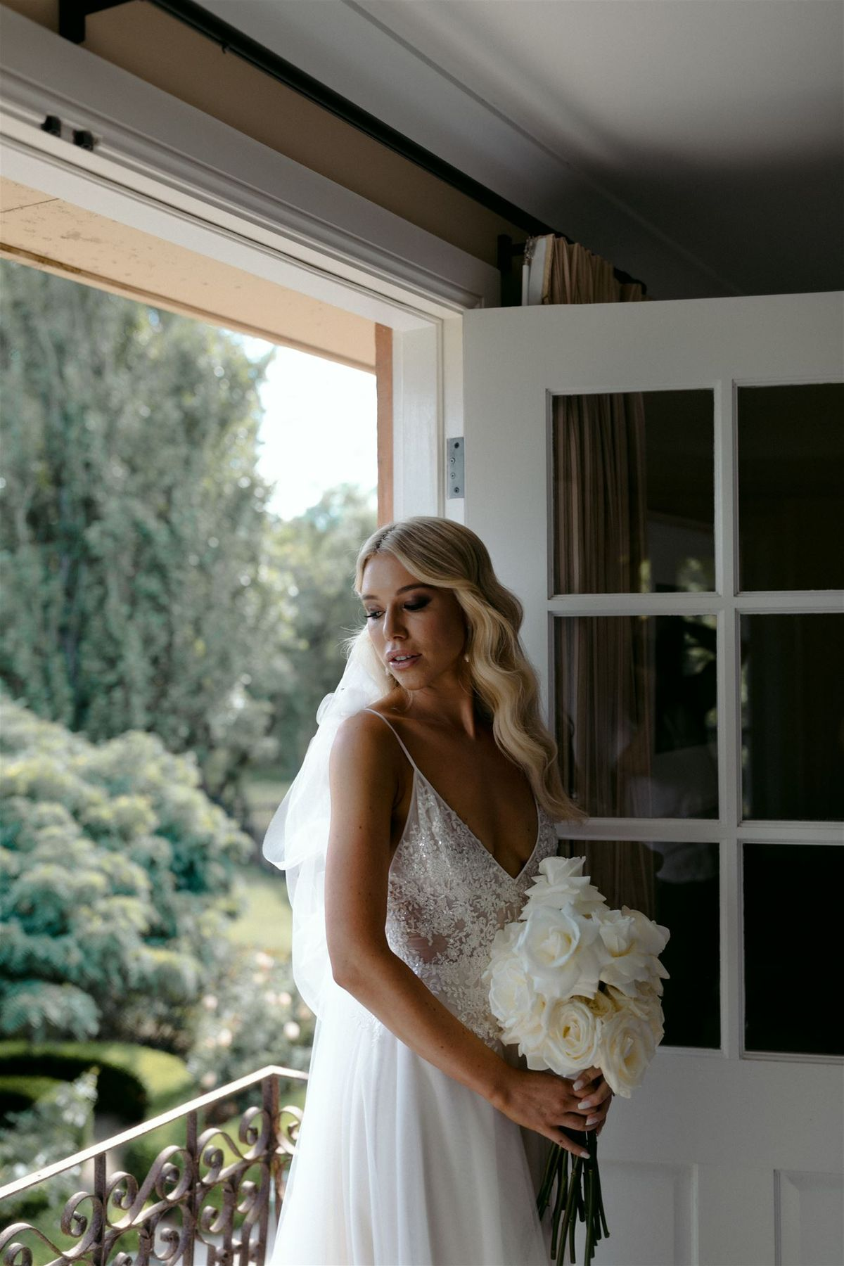 bridal makeup & hair  noosa