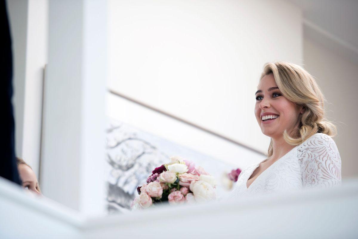 Stunning Bride Eloise