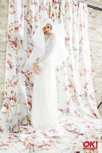 OK! bridal fashion shoot