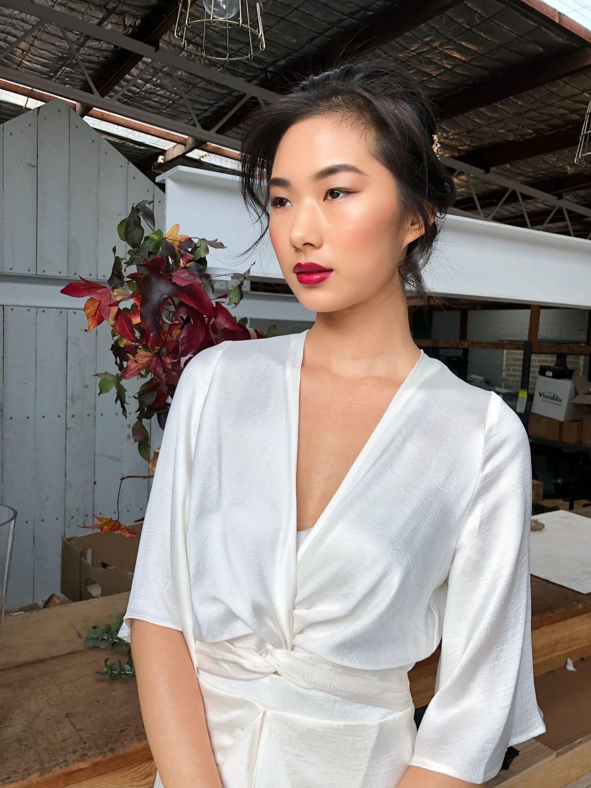 Asian Bridal Makeup & Hair sydney