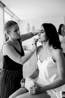 Professional makeup artist nicola johnson