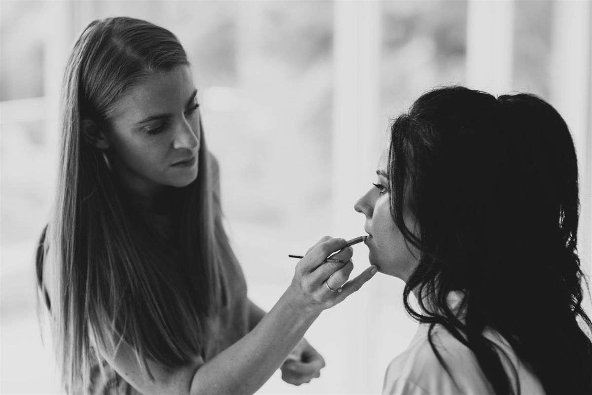 bridal hair & makeup trials