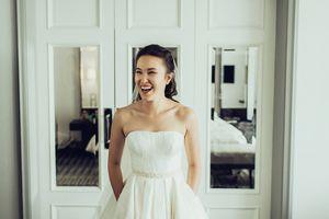 sydney makeup artist bride, natural makeup