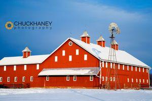 Red Gate Farm Barn