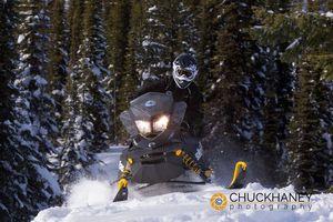 Desert Mtn Snowmobile