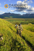 Mtn Biking Lubec Ridge