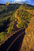 Columbia Gorge Highway 30 1
