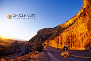 Road Riding the Colorado National Monument