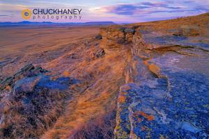 Cliffs Edge @ Ulm Pishkun Buffalo Jump