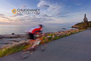 Acadia Road bike