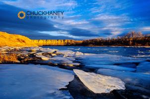Missouri River Winter