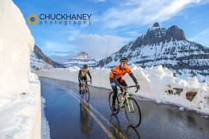 Glacier Spring Ride