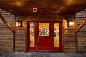 Glacier Cyclery bicycle shop