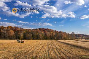 Indiana Corn Harvest