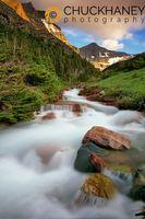 Baring Creek, Glacier NP