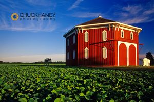 Octaganol Barn Ohio