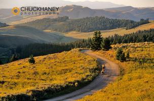 Mtn Bike Touring, Lewis & Clark Route