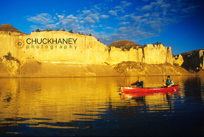Missouri River Canoe