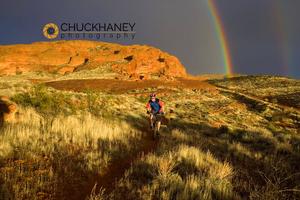 Red Cliffs Rainbow