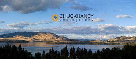 Flathead Lake Panoramic
