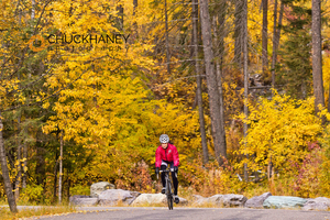 Whitefish Road Bike Autumn