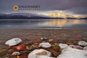 Lake McDonald Winter