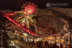 torchlight fireworks