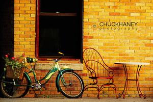 Fort Benton bicycle