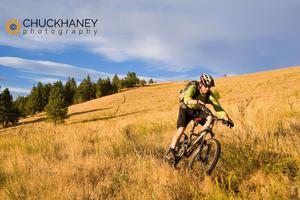 Helena Mtn bike