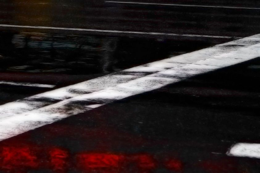 10th Avenue Abstract, New York City