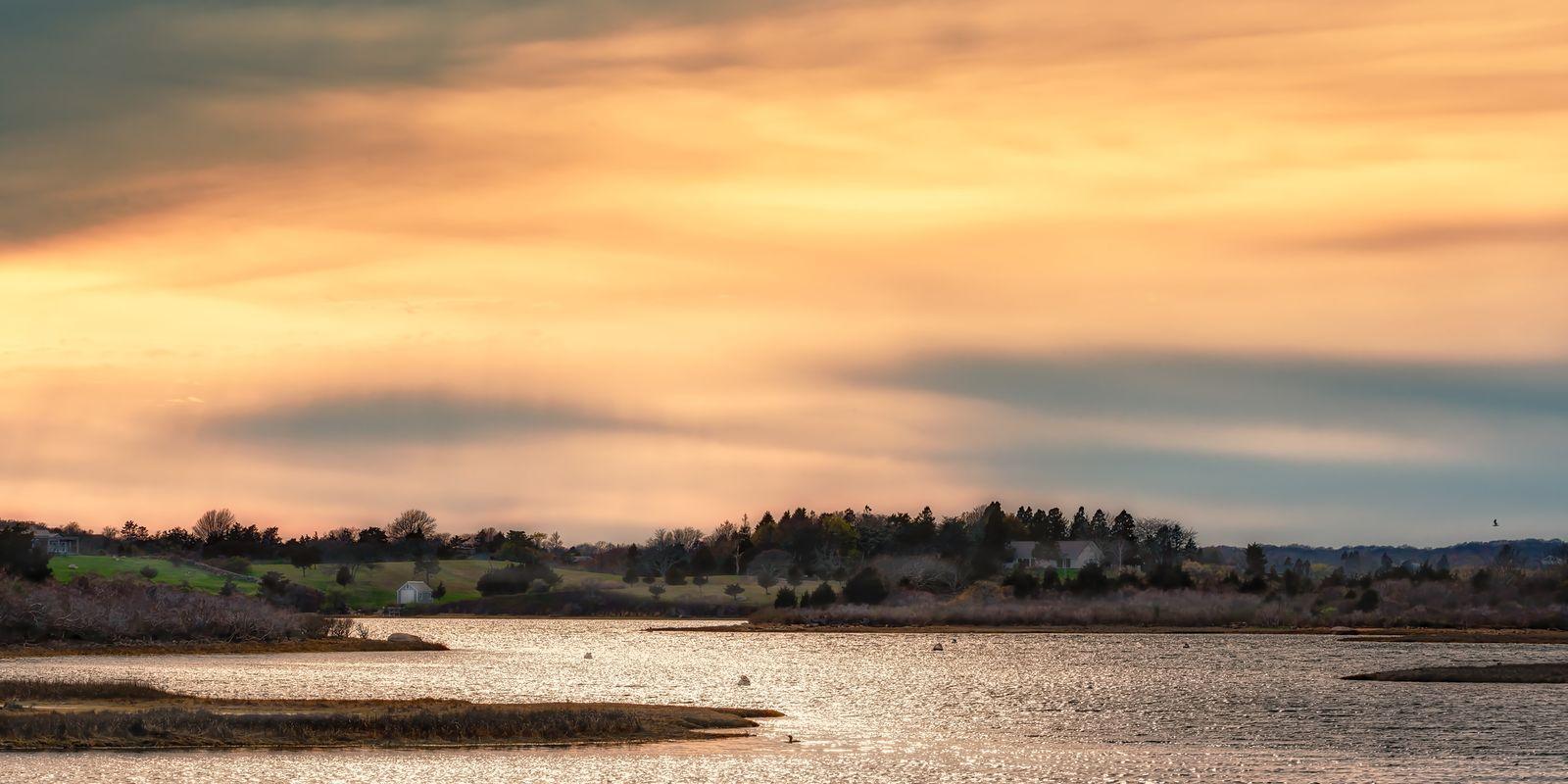 Quitsa Sunset, Chilmark, Martha's Vineyard