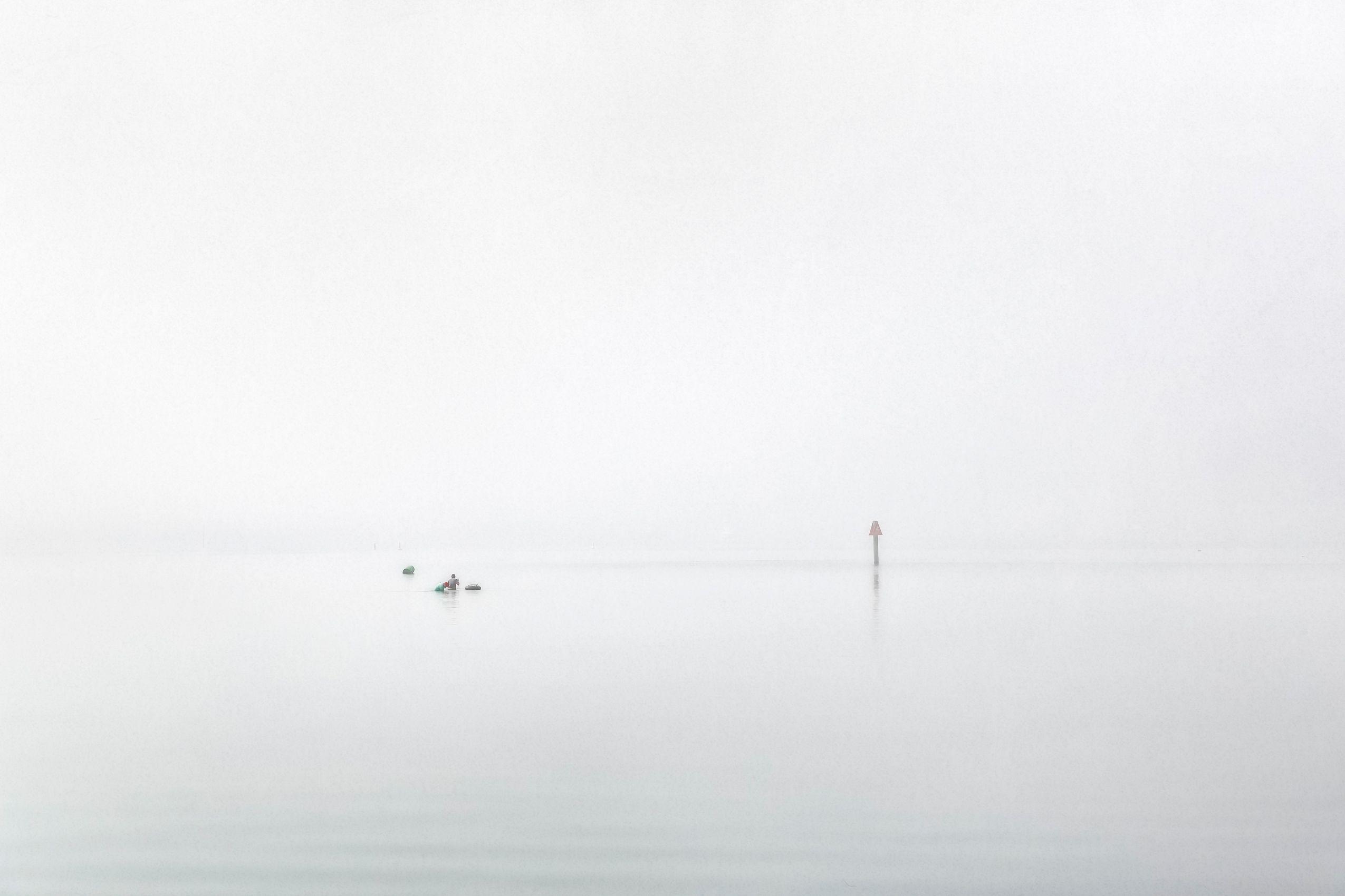 Thick As Chowder, Lagoon Pond, Oak Bluffs, MA, 2017