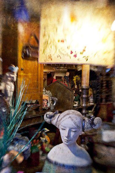 Antigue Shop, Rome 2010