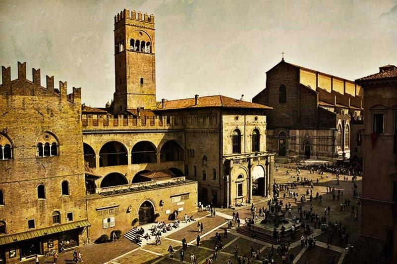 Two Piazzas