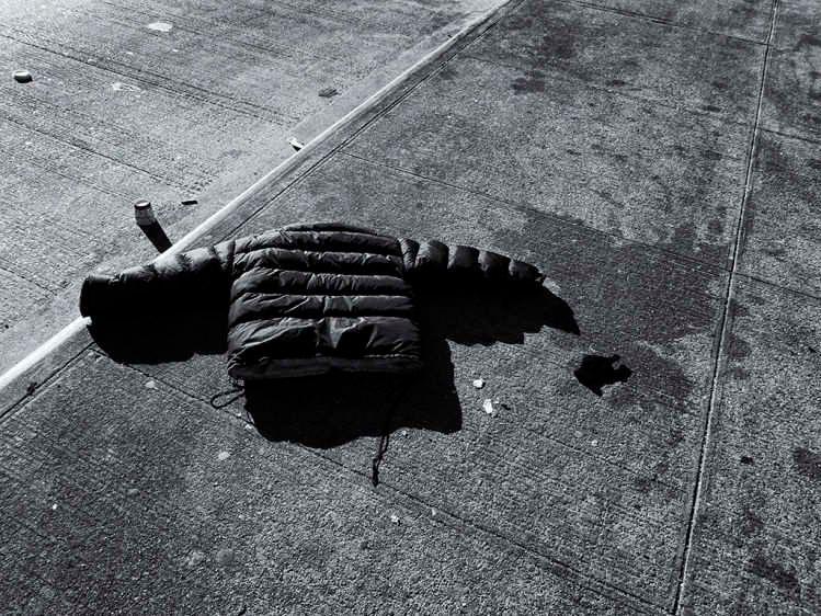 Parka Mystery, New York City