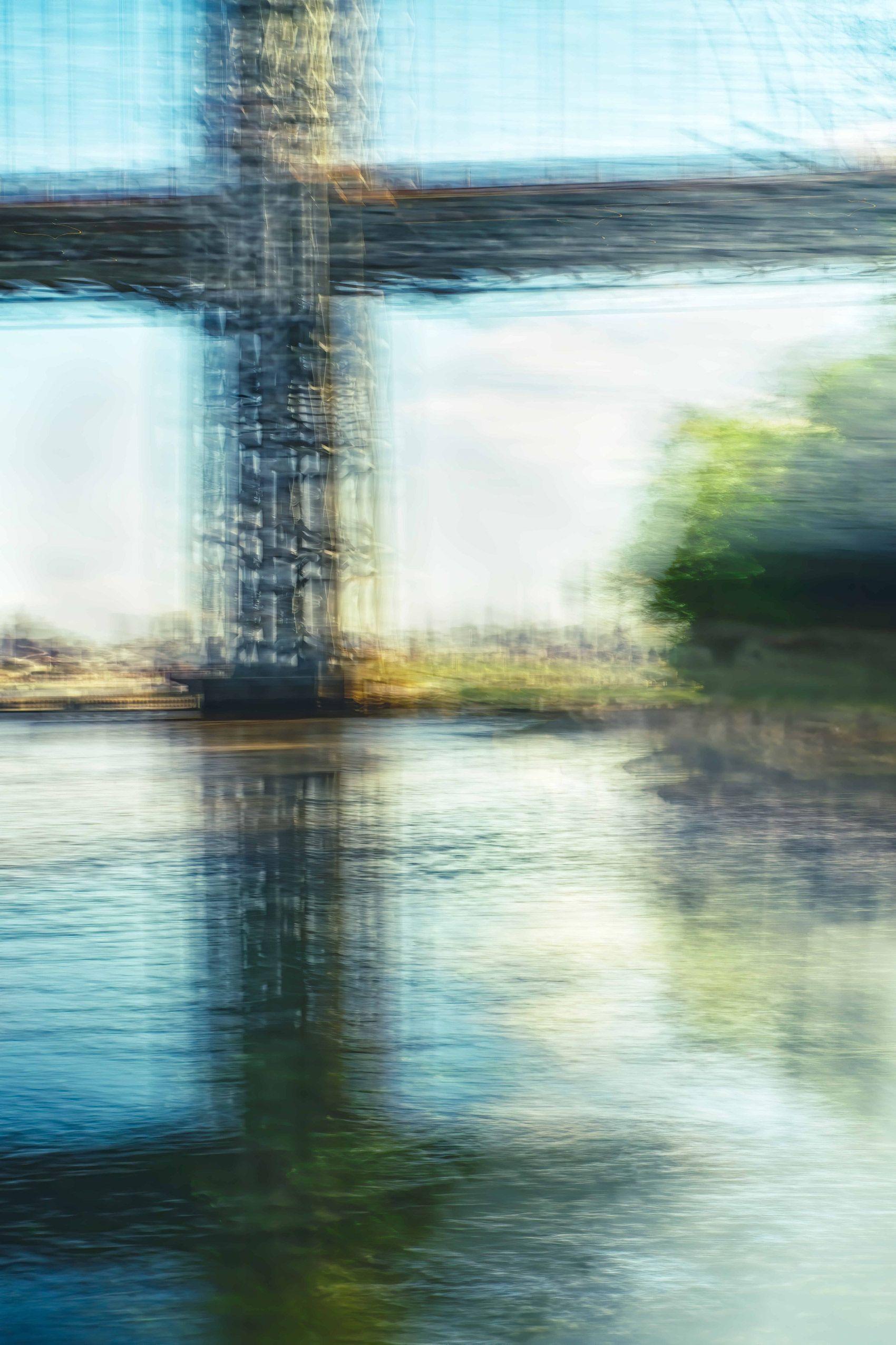 State Of Flux, Tremors 1, George Washington Bridge, NYC