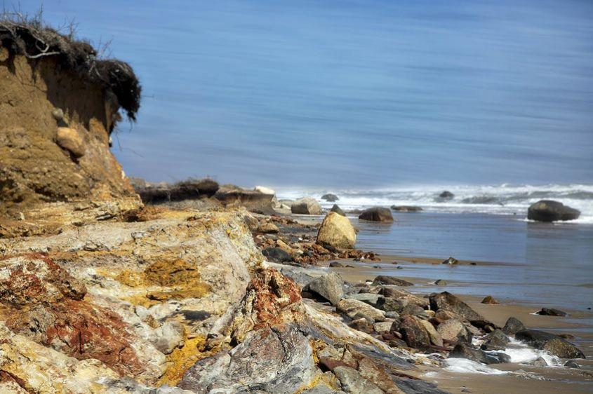 A History of Erosion, Chilmark 2011