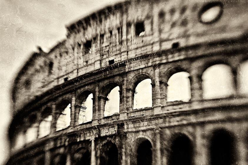 Colosseum II, Rome 2010