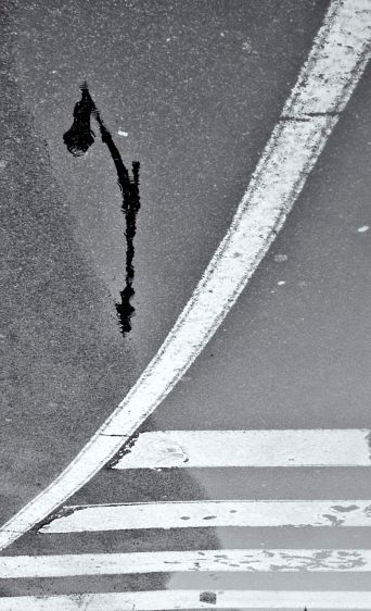 12th Avenue Abstract 1, New York City