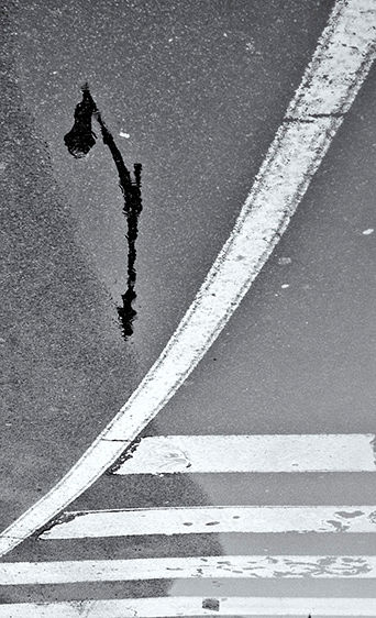 12 Avenue Abstract, New York City
